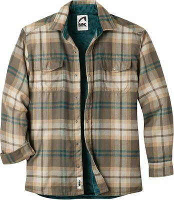 Mountain Khakis Men's Christopher Fleece Lined Shirt