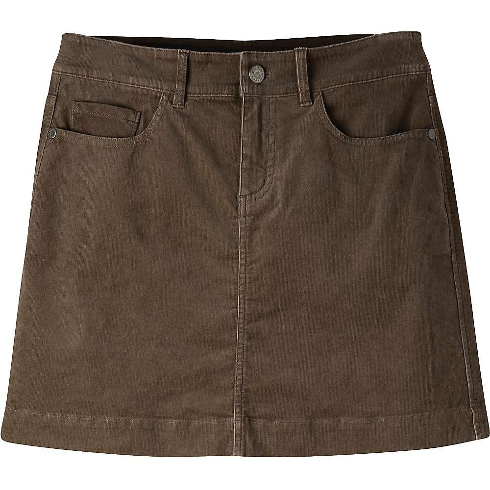 mountain khakis s cord skirt at moosejaw