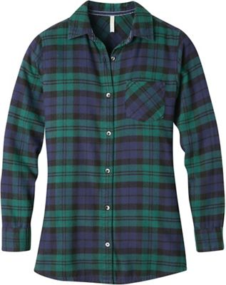 Mountain Khakis Women's Penny Plaid Tunic Shirt