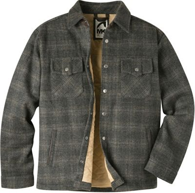 Mountain Khakis Men's Sportsman's Shirt Jacket