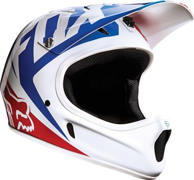 Fox Rampage Race Helmet
