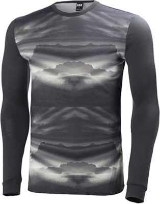 Helly Hansen Men's Wool Graphic LS Top