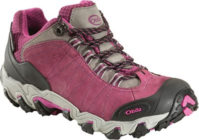 Oboz Women's Bridger Low BDry Shoe