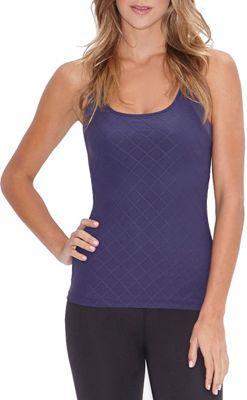 Beyond Yoga Women's Quilted Open Back Tank