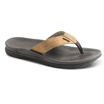 Freewaters Men's Tall Boy Cork Sandal