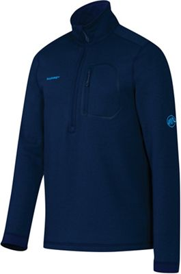Mammut Men's Runbold ML Half Zip Pull Over