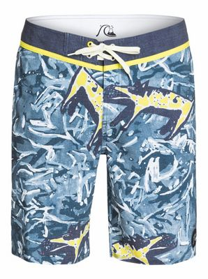 Quiksilver Ghetto Yoke 19 Boardshorts - Men's