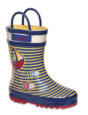 Kamik Kids' Ahoy Boot