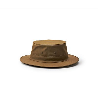 Filson Original Tin Cloth Hat Dry Shelter Cloth