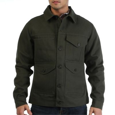 Filson Men's Short Cruiser Jacket