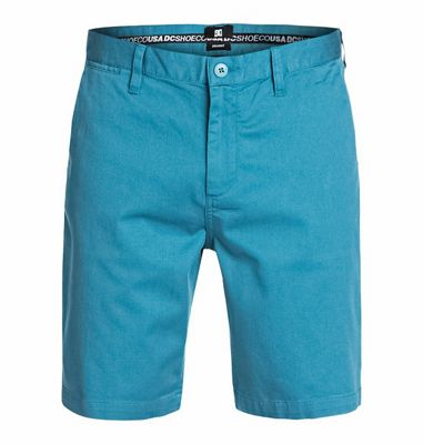 DC Worker Straight 20.5 Shorts - Men's