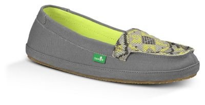 Sanuk Women's Cross Stitch Shoe