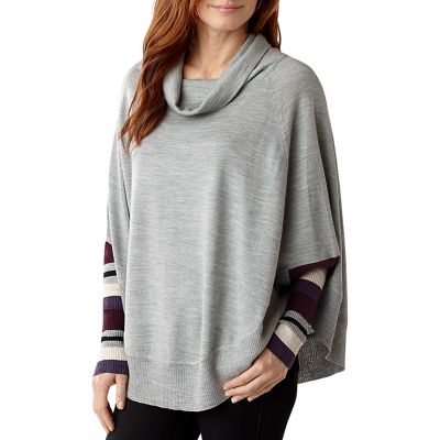 Smartwool Women's Nokoni Striped Poncho