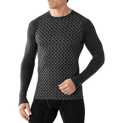 Smartwool Men's NTS Mid 250 Pattern Crew Top