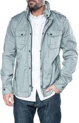 Jeremiah Men's Portland Coated Twill Jacket