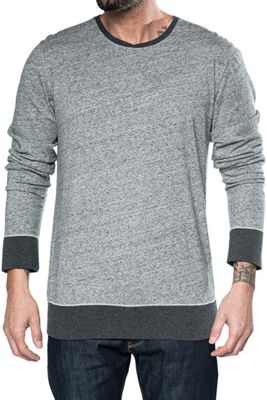 Jeremiah Men's Russell Heather Jersey Crew Top