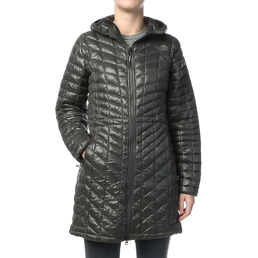 The North Face Women's Thermoball Hooded Parka - at Moosejaw.com