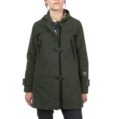 66North Women's Reykjavik Light Duffel Coat