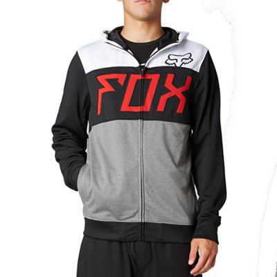 Fox Men's Trial Zip Fleece