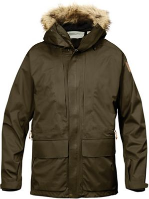Fjallraven Men's Keb Eco Shell Parka
