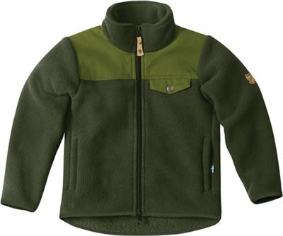 Fjallraven Kid's Sarek Fleece Jacket