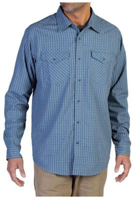 ExOfficio Men's Boleto Plaid LS Shirt