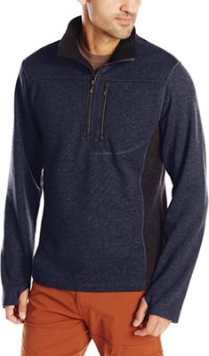 ExOfficio Men's Caminetto 1/4 Zip Top