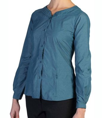 ExOfficio Women's Dryflylite Blouse LS TOP