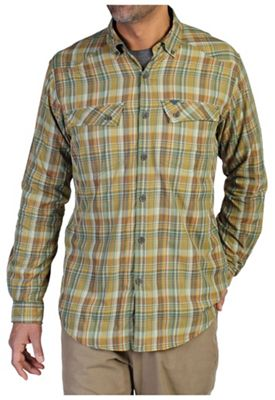 ExOfficio Men's Minimo Plaid LS Shirt