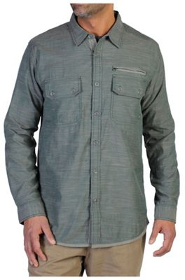 ExOfficio Men's Tivoli Chambray LS Shirt