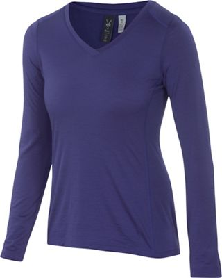 Ibex Women's All Day LS Top