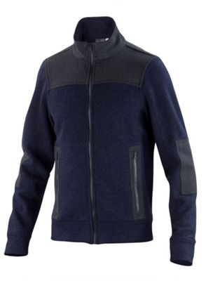 Ibex Men's Hunters Point Full Zip Top