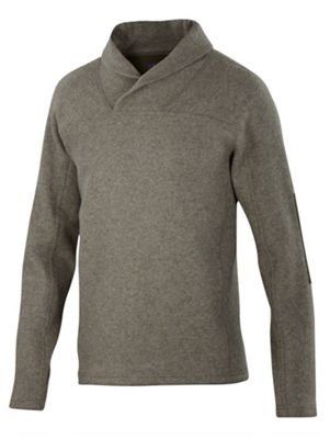 Ibex Men's Hunters Point Pullover