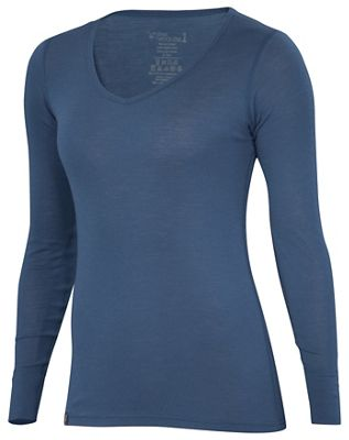 Ibex Women's Woolies 1 V-Neck