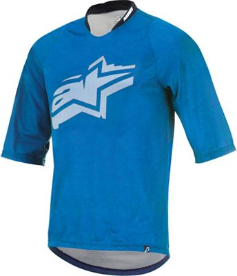 Alpine Stars Men's Totem 3/4 Sleeve Jersey