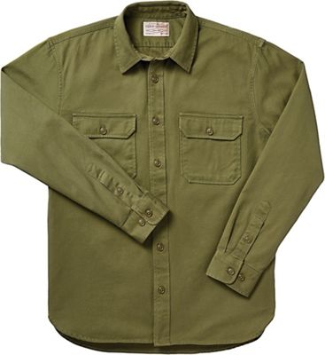 Filson Men's 6 oz Drill Chino Shirt