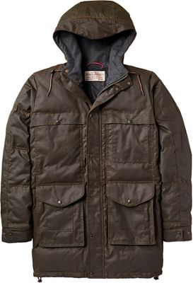 Filson Men's Down Cruiser Parka