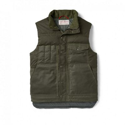 Filson Men's Down Cruiser Vest