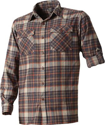 Royal Robbins Men's Boulder Plaid LS Shirt