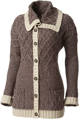 Royal Robbins Women's Elsa Cardi Sweater
