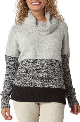 Royal Robbins Women's Napa Boucle Pullover Sweater