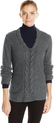 Royal Robbins Women's Three Seasons V-Neck Sweater