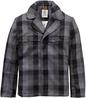 Timberland Men's Mountain Plaid Dock Coat