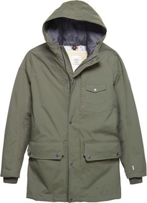 Timberland Men's HyVent Rollins Mountain 2 in 1 Parka