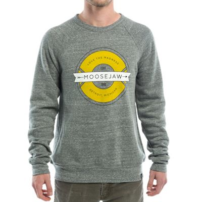 Moosejaw Men's Wheel in the Sky Crew Neck Sweatshirt
