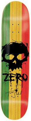 Zero  Blood Skull R7 Skateboard