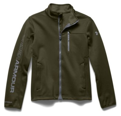 Under Armour Youth ColdGear Infrared Softershell Jacket