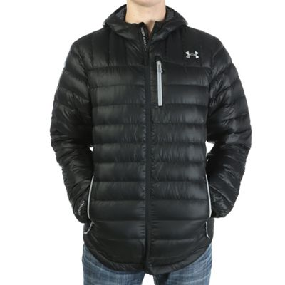 Under Armour Men's ColdGear Infared Turing Hooded Jacket