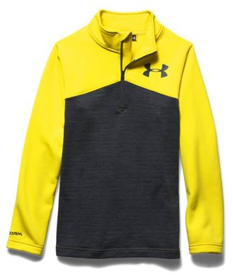 Under Armour Youth Gamut 1/4 Zip Top