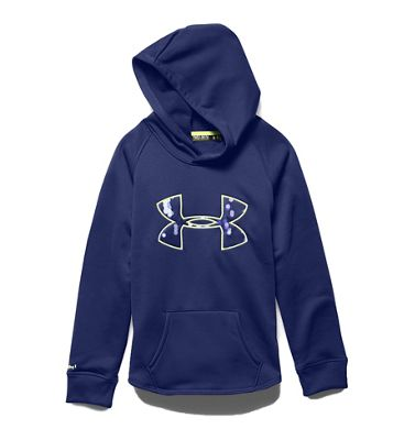 Under Armour Girl's Rival Hoodie